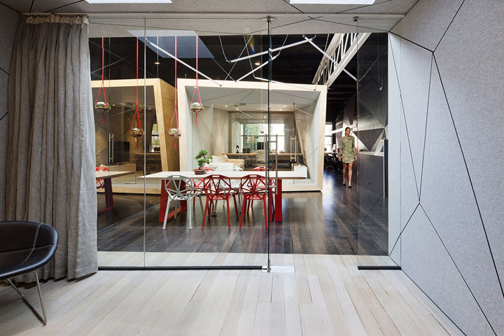 compulsive productions office by matt gibson melbourne australia