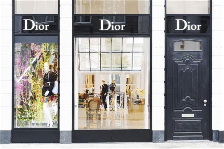Dior 品牌专卖店设计