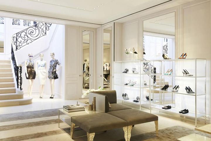 » Dior Store By Peter Marino, Amsterdam