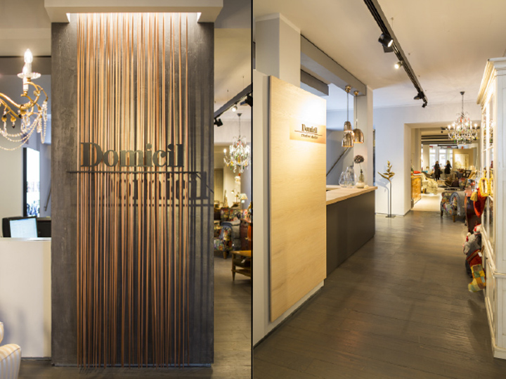 domicil stores by heckhaus munich dusseldorf germany retail design blog. Black Bedroom Furniture Sets. Home Design Ideas