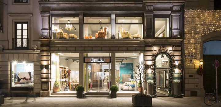 187 Domicil Stores By Heckhaus Munich Dusseldorf Germany