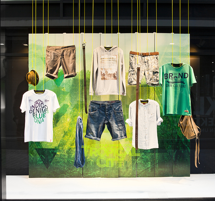Edc Tropical City Windows May June 2014 By Deck5