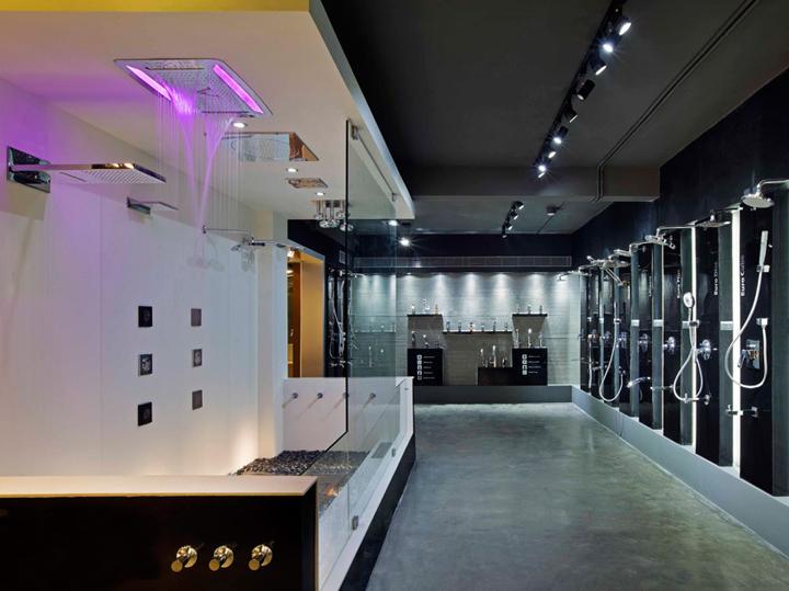 Fancy Emporio showroom by NU DE Kannur u India