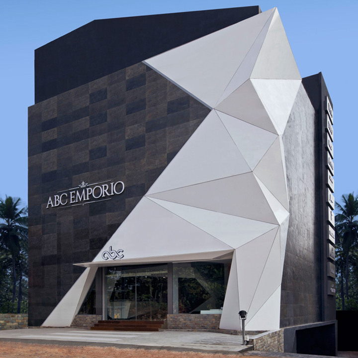 Emporio Showroom By Nu De Kannur India 187 Retail Design Blog