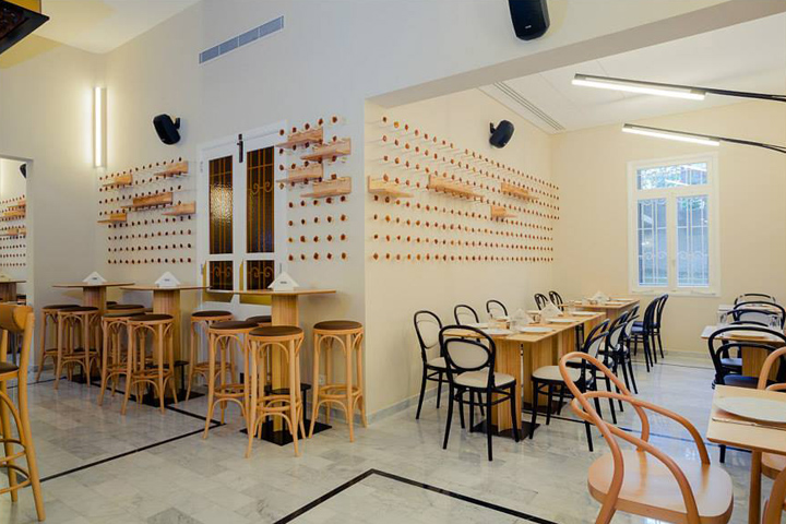 Picery restaurant beirut lebanon retail design blog for Bathroom designs lebanon