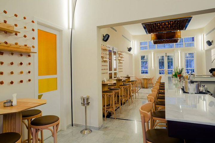 Picery restaurant beirut lebanon retail design blog for Office design hamra