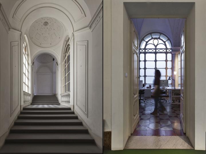 giraldi欧式风格办公室设计