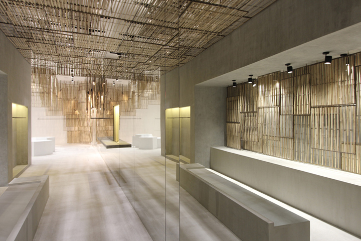 Concrete Floor 187 Retail Design Blog