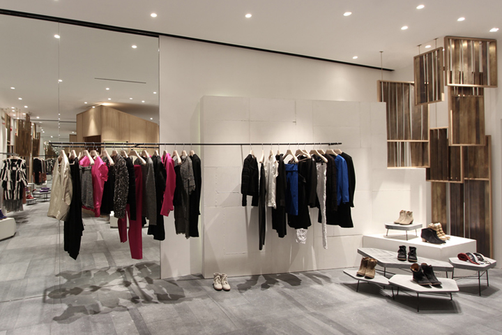 Isabel Marant store by Ciguë, Shanghai – China