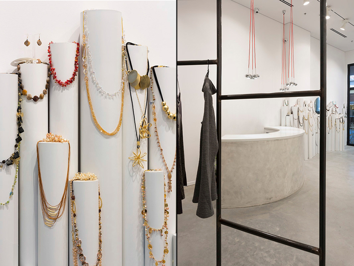 187 Jewellery Store Design By Hezi Levy
