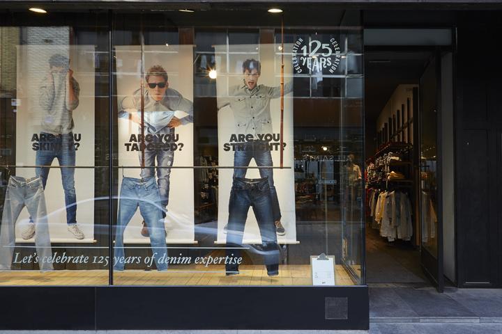 Jeans 187 Retail Design Blog