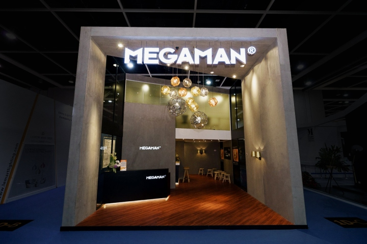 Exhibition Booth Design Hong Kong : Megaman stand by uniplan hong kong china retail