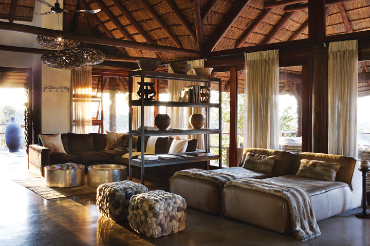 » Mhondoro Game Lodge By All-In Living, South Africa