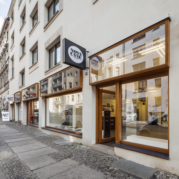 » Novacane Store By Bastian Braun, Berlin U2013 Germany