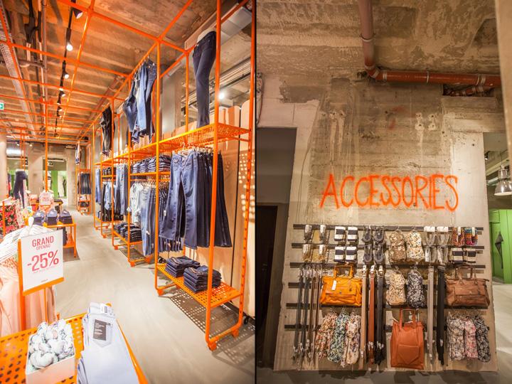 beste Auswahl an beste Schuhe wähle spätestens ONLY store by Riis Retail, Stuttgart – Germany