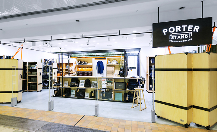 ce10095d8f » PORTER STAND store by Yoshida   Co