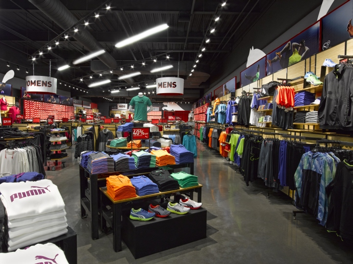 PUMA LEED Platinum Store By ColkittampCo Syracuse New York