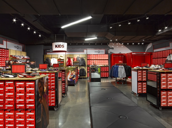 puma outlet store locations new york