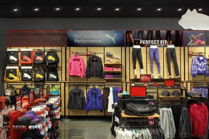 187 Puma Leed Platinum Store By Colkitt Amp Co Syracuse New York