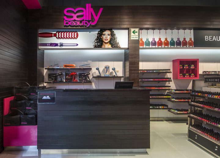187 Sally Beauty Store By Droguett A Amp A Lima Peru