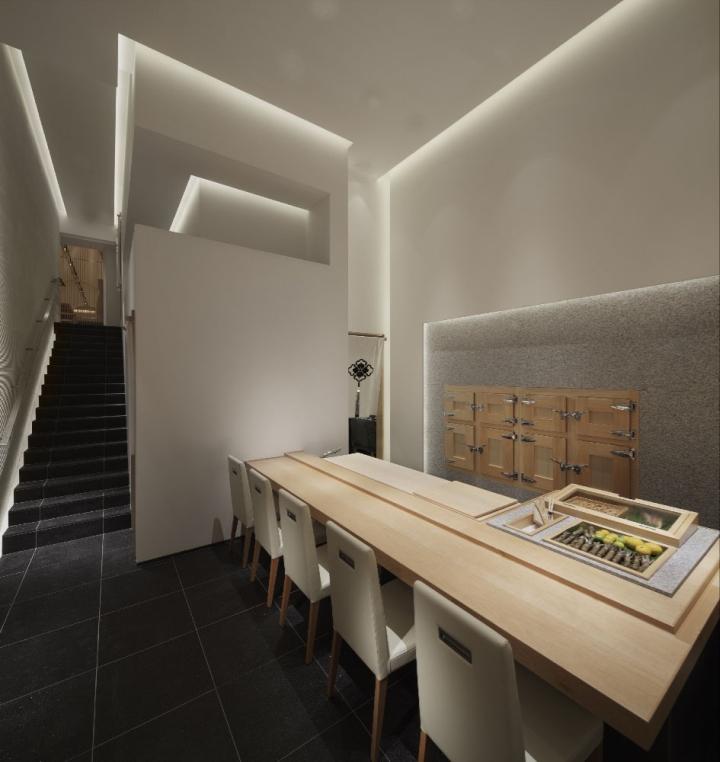 » Shodai Restaurant By Ichiro Nishiwaki Design Office