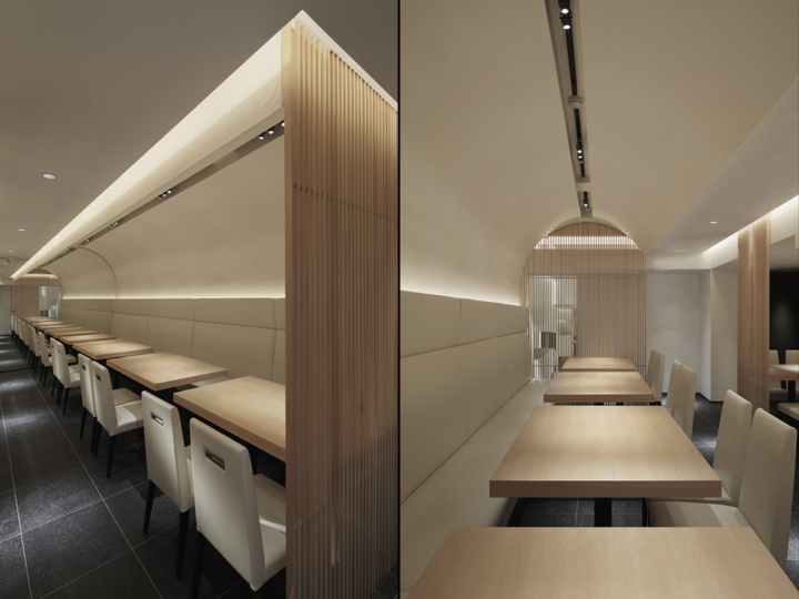 Shodai Restaurant By Ichiro Nishiwaki Design Office Tokyo