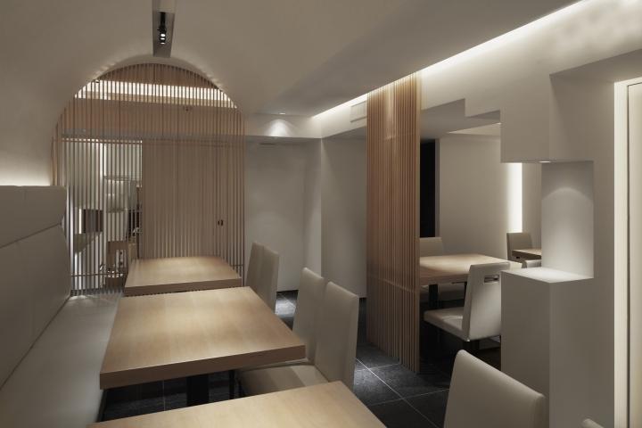 187 Shodai Restaurant By Ichiro Nishiwaki Design Office