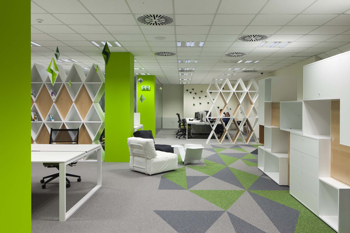 Office Design Blogs Siteground Officefunkt Sofia  Bulgaria » Retail Design Blog