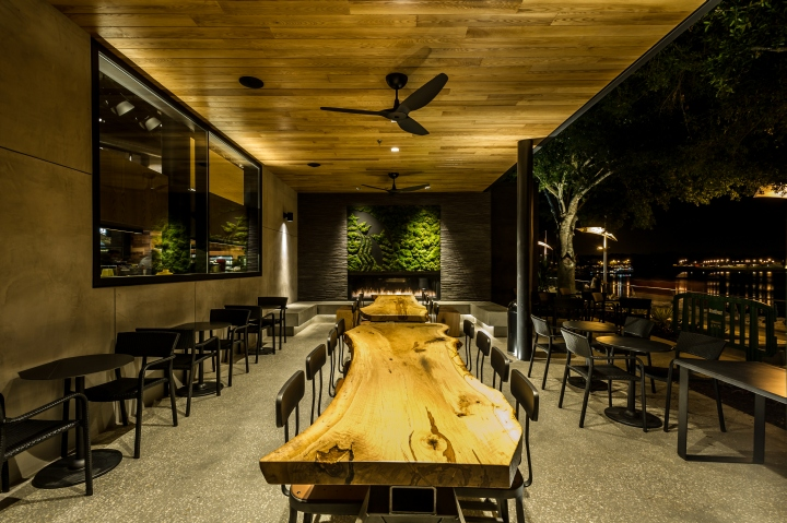 Among The Elements Of Sustainable Design At New Store Walt Disney World Resort 100 Percent Energy Efficient LED Lighting Reclaimed Oak