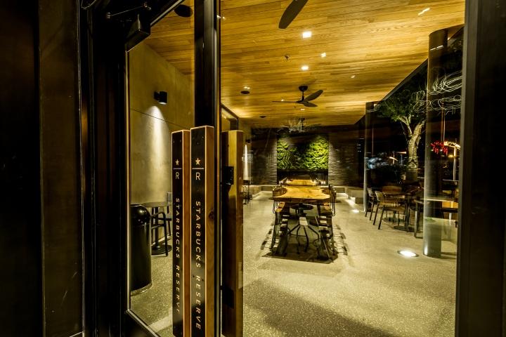 starbucks星巴克咖啡厅设计