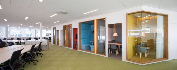 187 Swedbank Office By 3xn Architects Stockholm Sweden