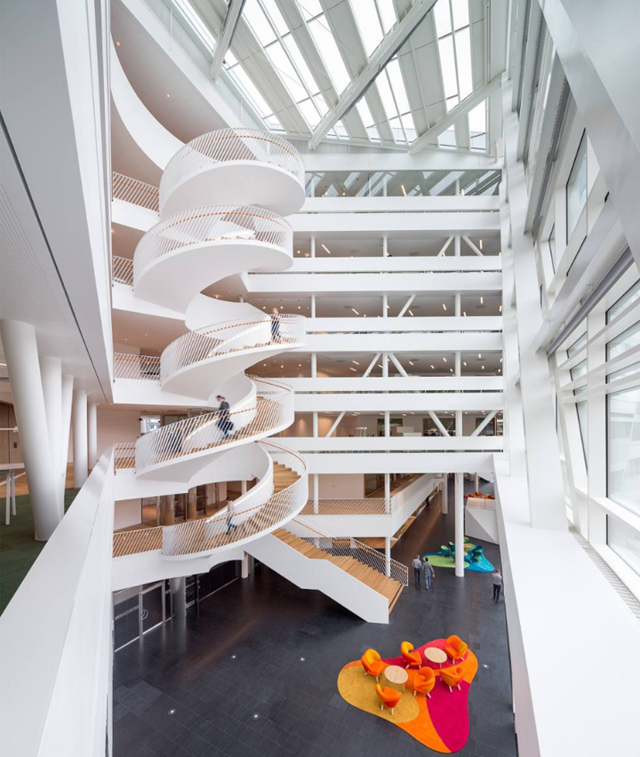 187 swedbank office by 3xn architects stockholm � sweden