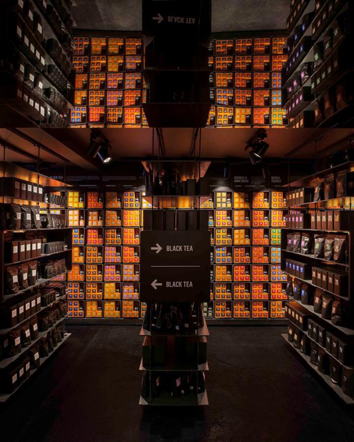187 T2 Tea Store Design By Landini Associates London Uk