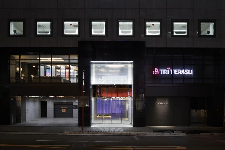 TRi TERASU 体验式办公室设计