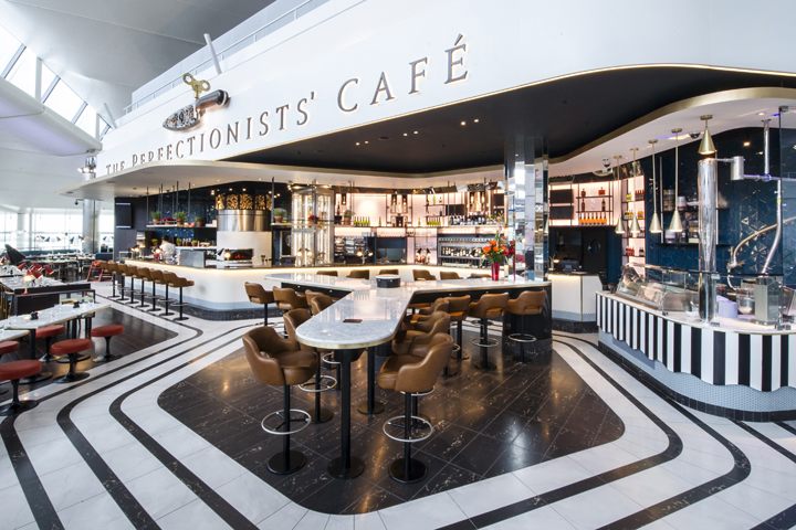 The Perfectionist's Café design by Afroditi Krassa ...