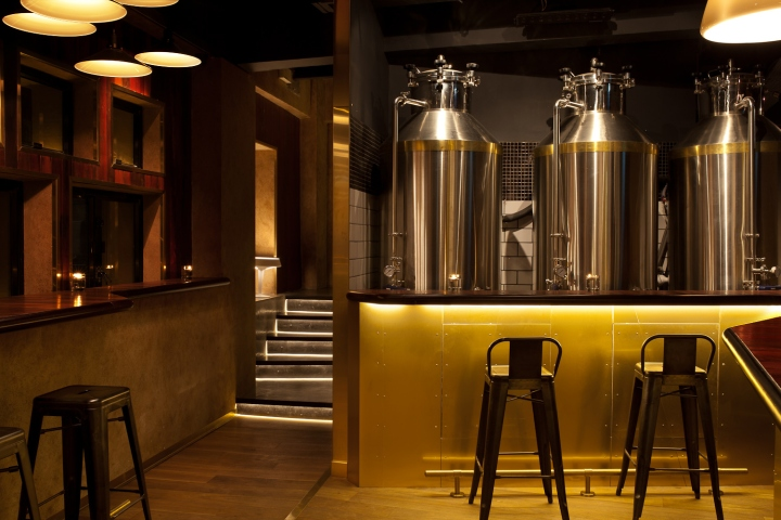 187 Tipping Point Brewery Bar And Restaurant By Arboit