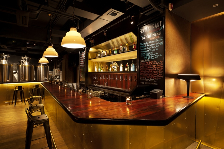 Retail Design Blog Tipping Point Brewery Bar And