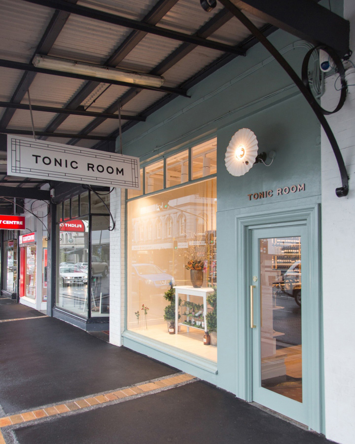 Tonic Room化妆品店设计