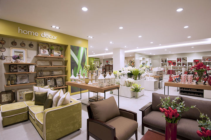 Wellworth Department Store By Blocher Blocher Partners Manila Philippines Retail Design Blog