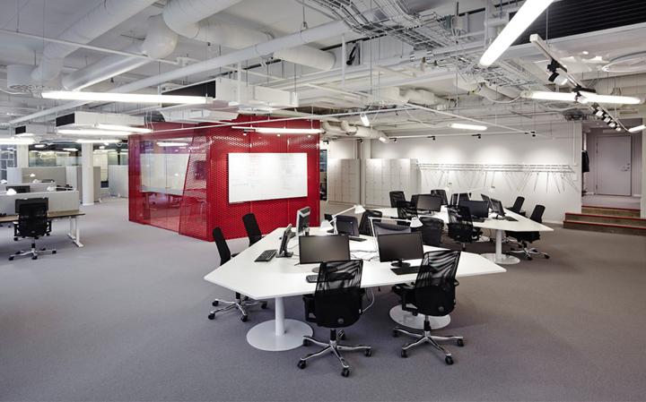 Wise Group office by BSK Arkitekter, Stockholm – Sweden » Retail Design Blog