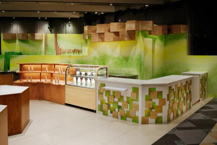 YUME MARCHE 农产品展示厅