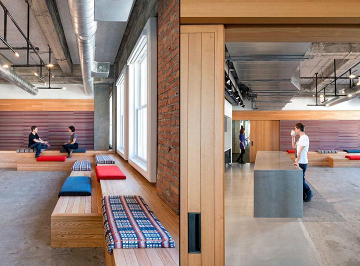 Yelp Headquarters by Studio OA San Francisco California