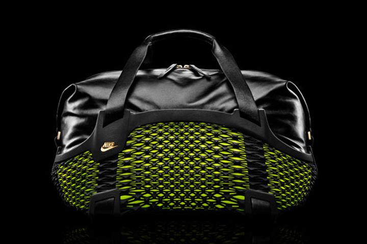 bd2b0ace4784 The design team at Nike Soccer has gifted a trio of the world s best  football players with something truly unique  the Nike Soccer Rebento  Duffel, ...