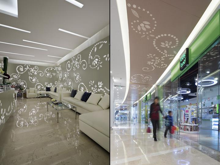 187 9 Square Shopping Center By Rtkl Chengdu China