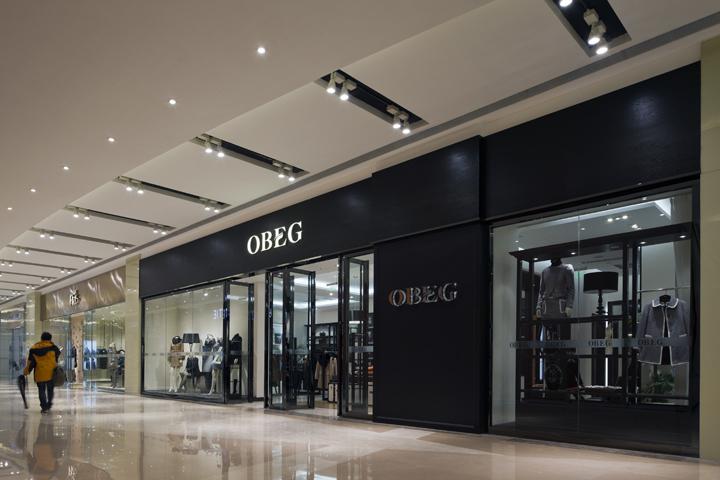 9 Square Shopping Center By RTKL Chengdu China