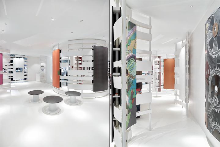 Exhibition Stand Design Pdf : Argolite exhibition stand at swissbau fair by dobas