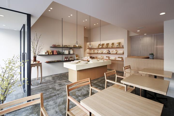 Azabu yasaigashi shop by fan inc tokyo japan retail