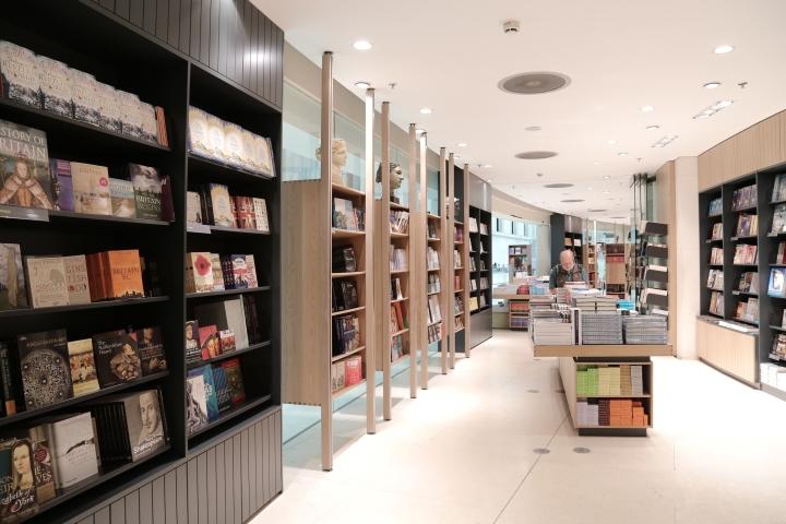 187 British Museum Bookshop By Lumsden Design London Uk