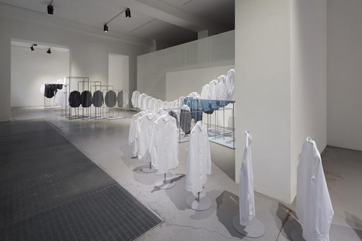 服装设计手绘图稿米兰分享展示