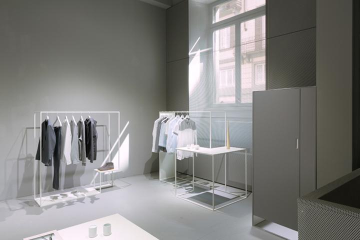 意大利-米兰cos品牌服装店设计图片